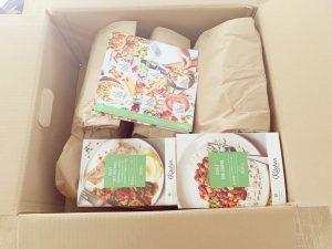 box repas Kitchendaily
