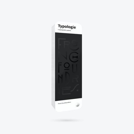 Typologie : ils inventent un pantonier de la typographie !