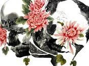 Encore étudiant dans formation d'illustrateur, artiste réalise collages agrémentés dessins l'encre chine