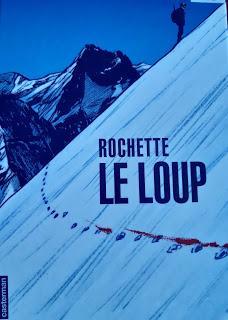 BD : Le loup - Rochette (entre *** et ****)