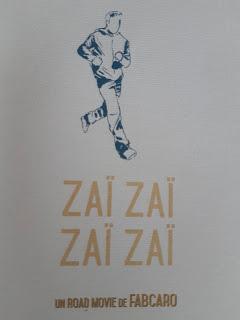 BD : Zaï zaï zaï zaI - Fabcaro (entre *** et ****)