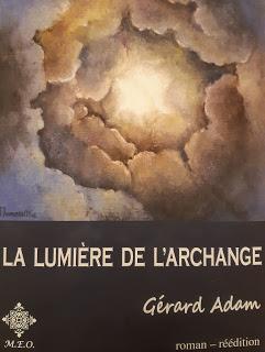 La lumière de l'Archange - Gérard Adam (abandon)