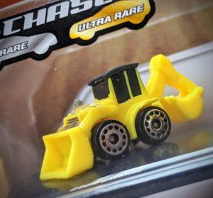 Backhoe - Constructor #2 - Micro Machines Wicked Cool Toys Hasbro, 2020