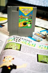 Shooting Retrogaming - NES - Batman - World Cup