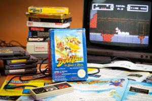 Shooting Retrogaming - NES - Batman - Ducktales
