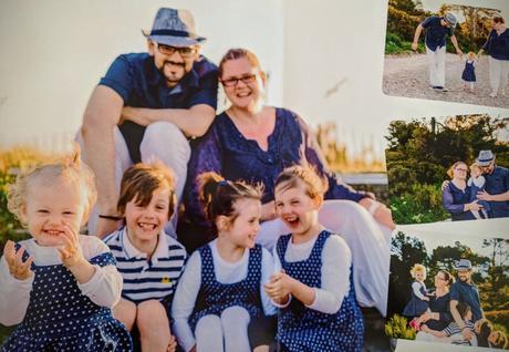 La vie à 6, que d'énergie ! - 2017 - Photo en famille avec Johanna Marjoux Mariage & Portrait - Montpellier