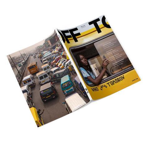 OFF TO Magazine An unique perspective on major cities in Africa, Une perspective unique sur les grandes villes en Afrique