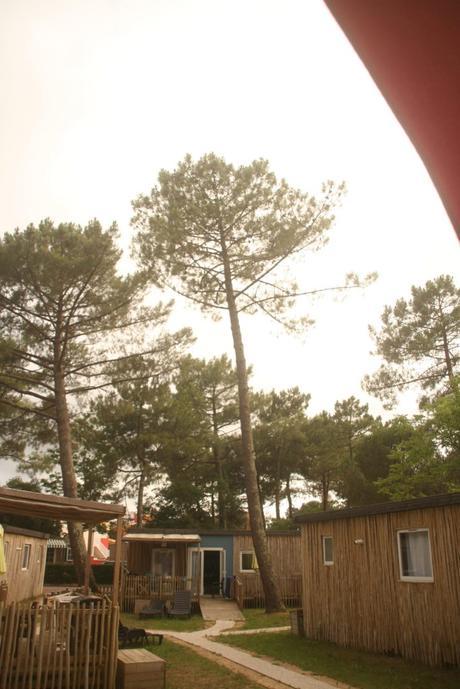 Le camping Sylvamar à Labenne