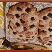 Cookies aux Corn flakes - Oh, la gourmande..