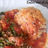 Filet mignon de porc à la provençale - Entre rire et cuisine