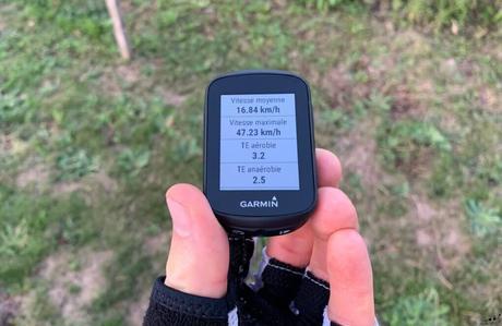 Le compteur Garmin Edge 130 Plus testé de fond en comble