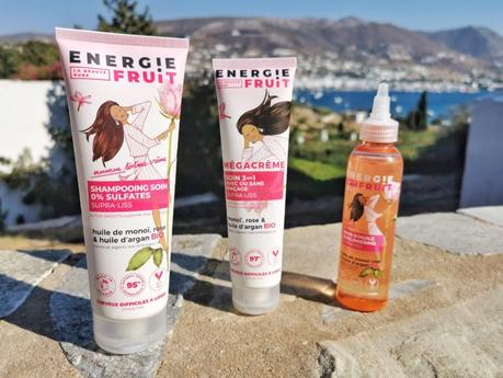 Energie Fruit - Gamme Supra-liss