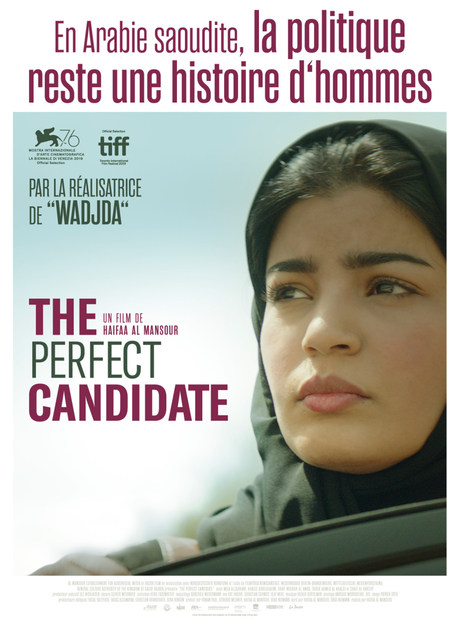 FILM : The Perfect Candidate