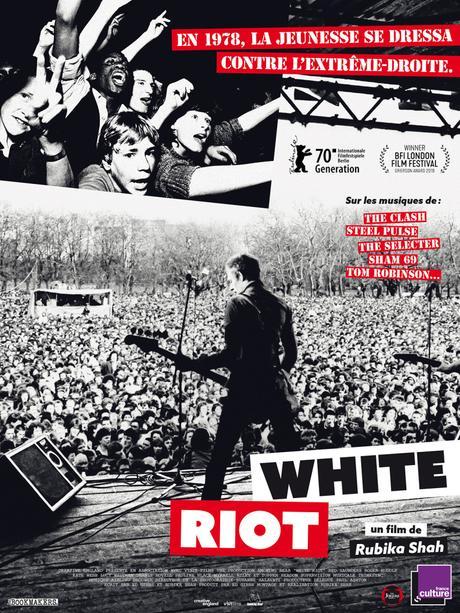 White Riot, un film de Rubika Shah