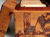 pyrogravure bois, exprimez votre talent quelques étapes