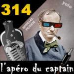 L'apéro du Captain #314 : La rime élimée du poète confiné