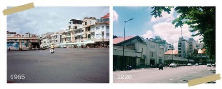 Avant/après : Saïgon en images de 1900 à 2020