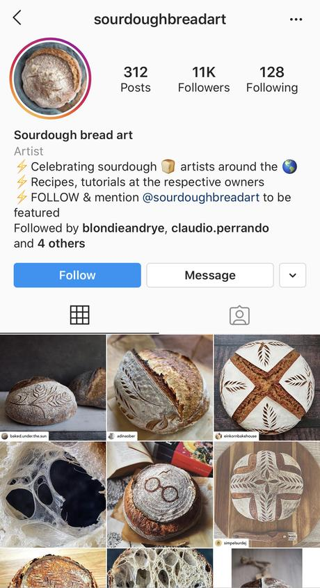 La grigne du pain et le Bread Art
