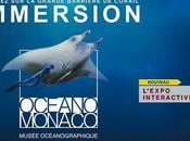 """Exposition """"Immersion"""" explorer Grande Barrière corail Musée océanographique Monaco."""