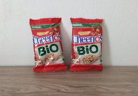 Céréales CHEERIOS Bio