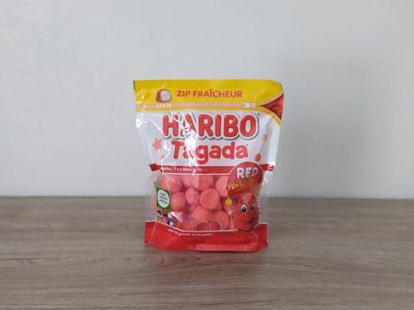 1 paquet de fraises Tagada Haribo