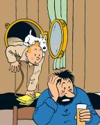 Le crabe aux pinces d'or • Hergé