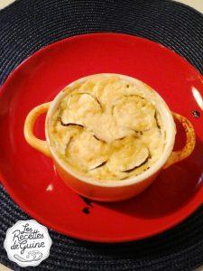 recette de courgettes et pommes de terre au curry