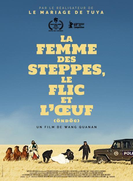 Le long-métrage La Femme Des Steppes, Le Flic et L'oeuf