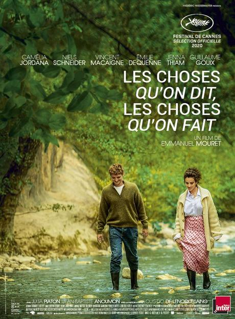 LES CHOSES QU'ON DIT, LES CHOSES QU'ON FAIT d'Emmanuel Mouret - au Cinéma le 16 Septembre