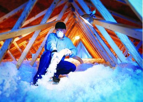 L'isolation des combles permet de réduire de 30% la facture énergétique dédié au chauffage