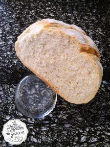 pain cocotte maison tout frais