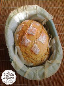 pain cocotte fait maison