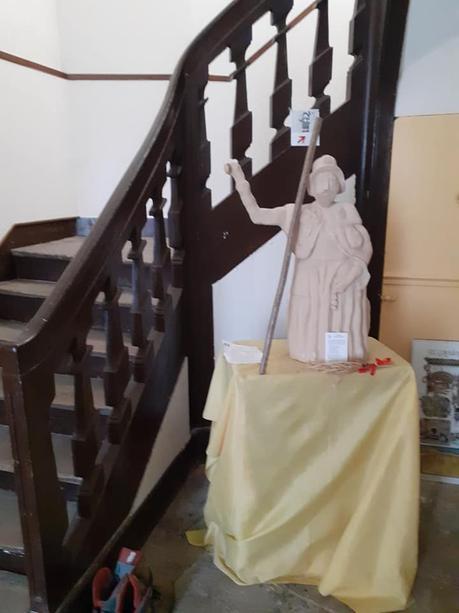 Mon aventure (et mésaventures) sur le chemin de St Jacques, épisode 1