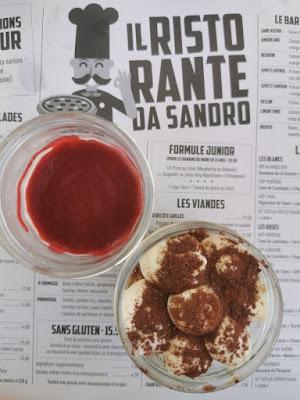 Il  ristorante Da Sandro - 84 800 L'Isle sur la Sorgue