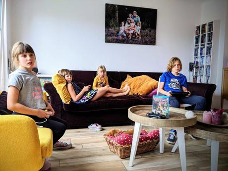 La WiiU, cette console familiale !