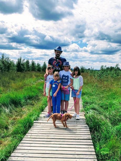 Balade en famille dans les Fagnes - Signal de Botrange