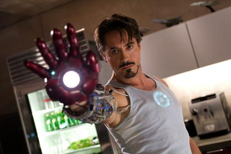 Iron Man : Photo Robert Downey Jr.