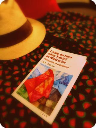 #2020RacontePasTaVie - jour 238, le livre du mardi des vacances : L'Idée du Bien chez Tolstoï et Nietzsche de Léon Chestov