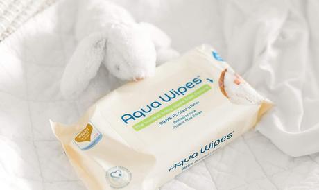 Des lingettes naturelles pour bébé