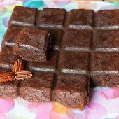 Brownies Chocolat Noix de Pécan (recette de Cyril Lignac) - Les petits plats de Patchouka