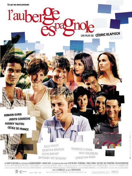 L'Auberge Espagnole (2002) de Cédric Klapish