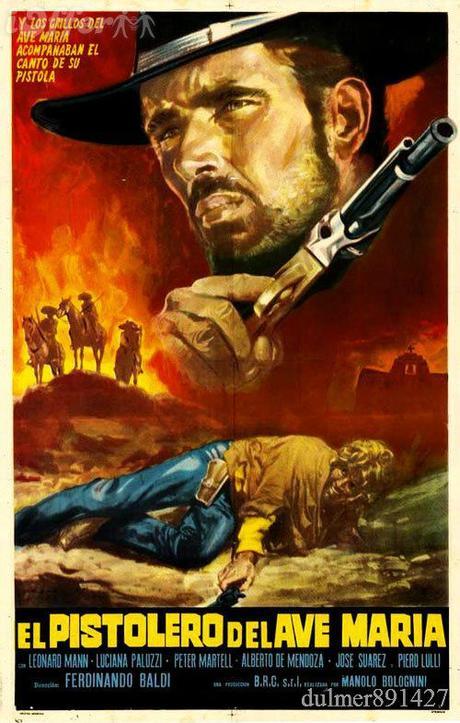 Les Pistoleros de l'Ave Maria (1969) de Ferdinando Baldi