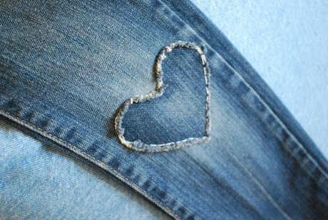 15 idées créatives pour repriser un jean