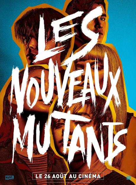 Les Nouveaux Mutants (2020) de Josh Boone