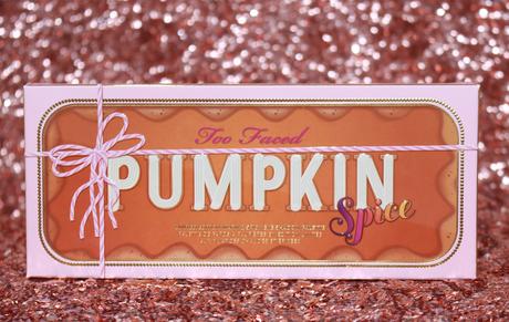 La palette Pumpkin Spice de Too Faced + nouveautés Noël 2020 à venir !