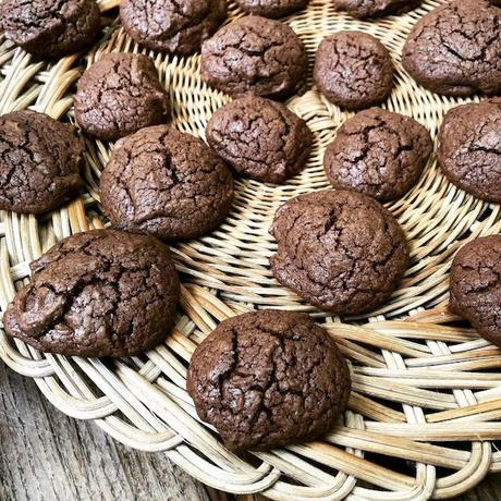 Biscuits au chocolat du début des années 60