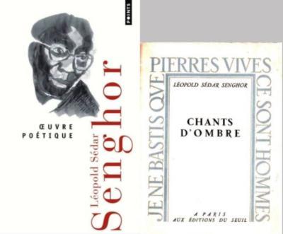 Léopold Sédar Senghor   |  Femme noire