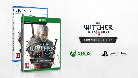 The Witcher III arrive sur NextGen