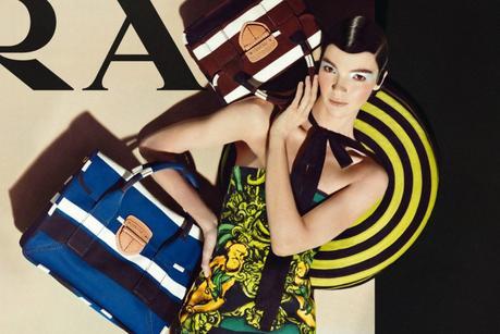 Les plus belles campagnes Prada depuis 1990
