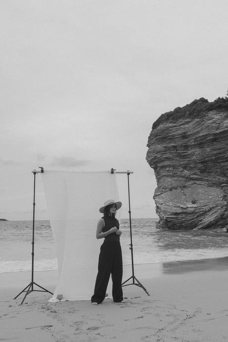 La Muse du Mois #67 : Myrtille Rêvemont par Ben Potier